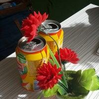 Photo taken at Cafe Gusto Riko by Serife B. on 5/18/2013