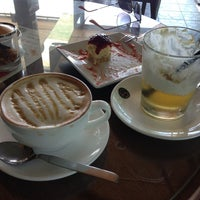 Photo taken at Lavinier Coffee by Sasha L. on 5/22/2013