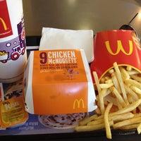 Photo taken at McDonald's by Özgür Berk A. on 9/3/2014