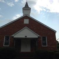 Photo taken at Friendly Wesleyan Church by Nick E. on 9/22/2013