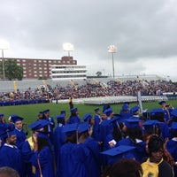 Photo taken at Tennessee State University by Melanie F. on 5/11/2013