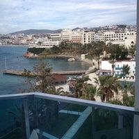 Foto tirada no(a) Le Bleu Hotel & Resort por Barıs D. em 5/2/2015