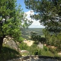 Photo taken at Plateau de Ventabren by Stewart L. on 6/4/2013