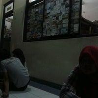 Photo taken at Gedung SC UIN Jakarta by Firly Runner M. on 5/14/2013