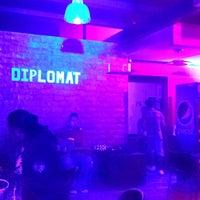 Photo taken at DIPLOMAT by Karla M. on 2/22/2014