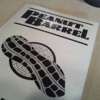 Photo taken at Peanut Barrel by Melik B. on 5/27/2013