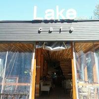 Photo taken at Lake cafe by Svetlana P. on 6/1/2013