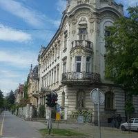 Photo taken at Europska Avenija by Susjedica S. on 4/23/2016