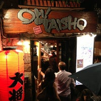 Photo taken at Oh! Taisho by Kahoo Y. on 5/22/2013