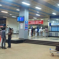 Photo taken at Calicut International Airport by Akhil M. on 8/15/2013