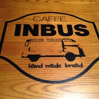Photo taken at Cafe Inbus by Chee Keong A. on 3/11/2014