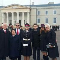 Photo taken at Royal Military Academy Sandhurst by Fjolla Ç. on 12/11/2015