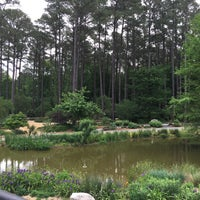 Photo taken at Cape Fear Botanical Garden by Daina P. on 4/28/2016