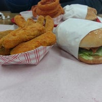 Photo taken at Apollo Burgers by Mandy A. on 11/24/2013