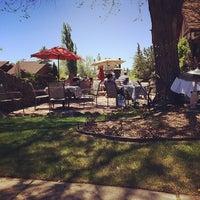Photo taken at Josephine's Restaurant by Chris G. on 6/1/2014