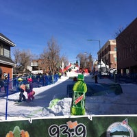 Photo taken at Dew Downtown Flagstaff by Chris G. on 2/8/2014