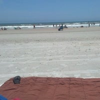 Photo taken at Beach Front On The Atlantic by Lindsay T. on 5/19/2013
