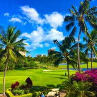 Photo taken at Honolulu Country Club by Jeff H. on 7/16/2015