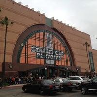 Photo taken at Honda Center by Lisey M. on 5/1/2013