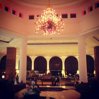 Photo taken at Lobby at The Cleopatra Luxury Resort by Вадим Б. on 4/13/2015