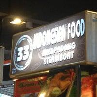 Photo taken at 33 Food Court Bukit Bintang (Medan Selera) by Lyloe Sue on 5/14/2013