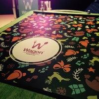 Photo taken at Wagon Western Bar by Евгений Т. on 12/25/2014