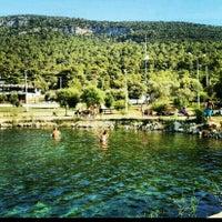 Photo taken at Fransız Tatil Köyü - Lookea Beach by Fatih V. on 8/16/2016