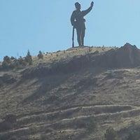 Photo taken at Trakya Polatlı Cam Sanayi A.Ş by Gönül C. on 2/5/2014