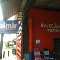 Photo taken at Valmir - Injeção Elêtronica by Ellen L. on 8/19/2013