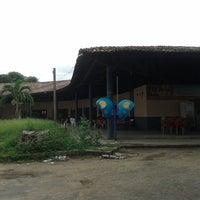 Photo taken at Mercado Municipal do São Vicente by Ellen L. on 7/26/2013