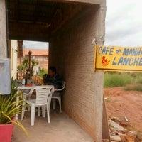 Photo taken at Café da Manhã no Cidade Satélite by Ellen L. on 6/7/2013