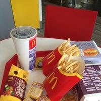 Снимок сделан в McDonald's пользователем Marina R. 5/25/2013