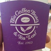 Foto tirada no(a) The Coffee Bean & Tea Leaf por Wouter v. em 6/28/2013