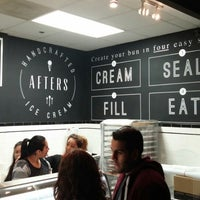 Photo taken at Afters Ice Cream by Joshua L. on 1/4/2015