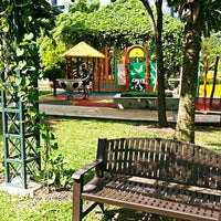 Photo taken at Play Area @ HortPark by Mike Aaron Y. on 6/3/2013