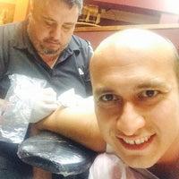 10/6/2015 tarihinde Eser 🍸🏃ziyaretçi tarafından Apollon Tattoo'de çekilen fotoğraf