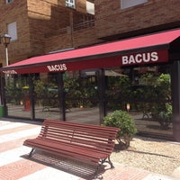 Photo taken at Bacus by Emilio L. on 5/16/2014