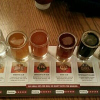 Photo taken at Rock Bottom Restaurant & Brewery by Chase C. on 12/21/2014