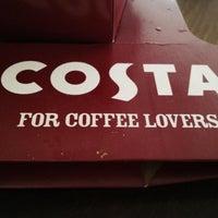Photo taken at Costa Coffee by Scott N. on 11/1/2014