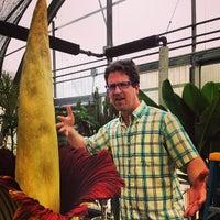 Photo taken at Hahn Horticulture Garden by John B. on 8/29/2015