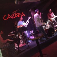 Photo taken at Cazara by Aylin T. on 10/14/2013