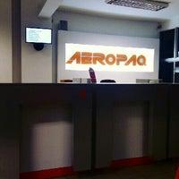 Photo taken at Aeropaq by Dorianna R. on 5/31/2013