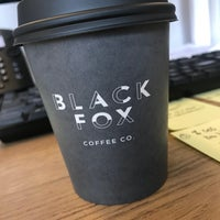 Foto tirada no(a) Black Fox Coffee Co. por D. Bob em 7/30/2018