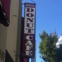 Photo taken at Royal Donut Cafe by Royal Donut Cafe on 5/1/2015