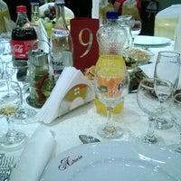 Photo taken at Hotel Restaurant Astoria by Aldea M. on 12/31/2013