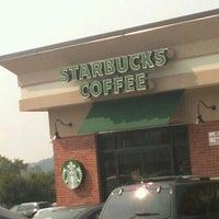Photo taken at Starbucks by Dani on 9/10/2013