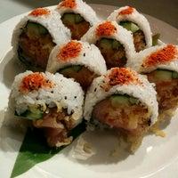 Photo taken at Towa Sushi by @RinaChong w. on 8/22/2015