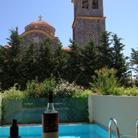Photo taken at Castello Boutique Resort and Spa by Екатерина Ж. on 7/29/2013