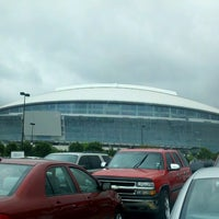 Photo taken at AT&T Stadium by Alicia H. on 5/15/2013