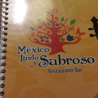 Photo taken at México Lindo y Sabroso by Ivan O. on 12/30/2013